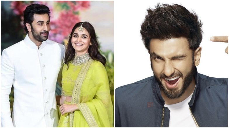 Ranveer Singh Teases Alia Bhatt at Gully Boy Trailer Launch, Says, 'I am Less Special to Her than Ranbir Kapoor'