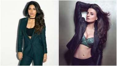 Wait, What! Bhumi Pednekar Secretly Stalks Ameesha Patel on Social Media!