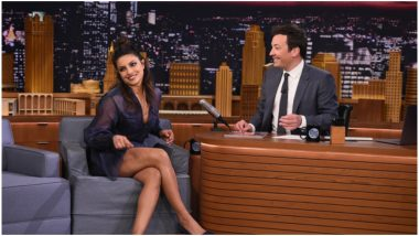 Priyanka Chopra on a Promotion Spree, Will Make An Appearance on The Tonight Show Starring Jimmy Fallon
