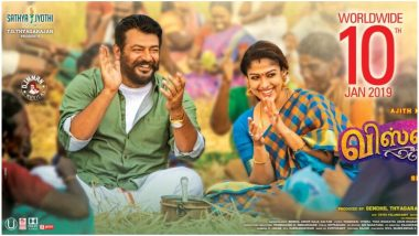Viswasam: Thala Ajith's Film Gets a Clean 'U' Rating; Runtime Revealed – Read Deets