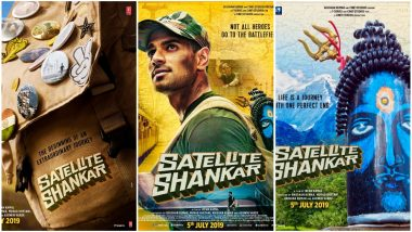 Satellite Shankar First Look: Sooraj Pancholi Returns After 'Hero' and This Time He Is a Soldier! View New Posters