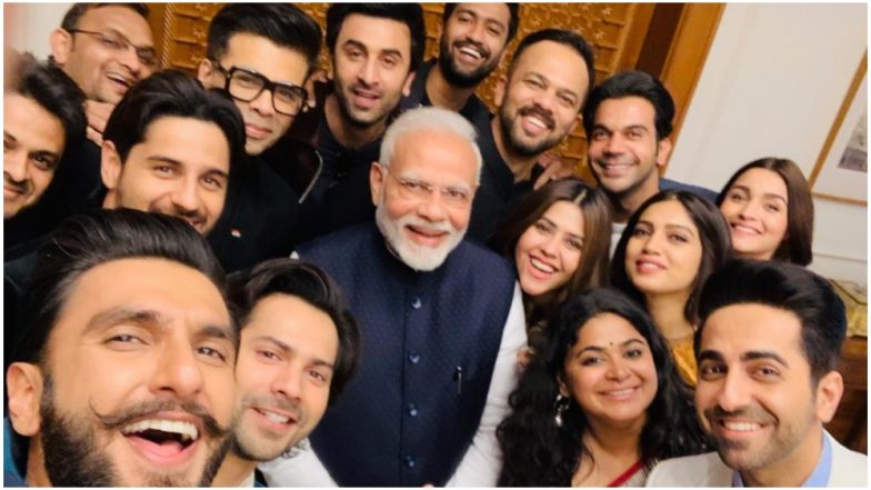 Did Alia Bhatt, Ranbir Kapoor, Sidharth Malhotra, Varun Dhawan Mingle With Each Other During Bollywood-Modi Meet?