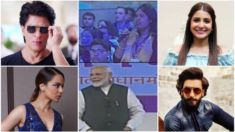 Shah Rukh Khan, Kangana Ranaut, Ranveer Singh, Salman Khan – Can You Guess the Actors Based on PM Narendra Modi's 'PUBG Wala Hai Kya' Memes That We Made?