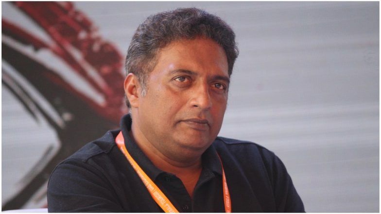 Prakash Raj To Contest 2019 Lok Sabha Elections From Bengaluru Central Constituency as an Independent Candidate