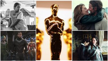 Oscars 2019 Nominations: Roma, The Favourite, Black Panther Lead the Academy Award Nominees! Check Out the Full List Here!
