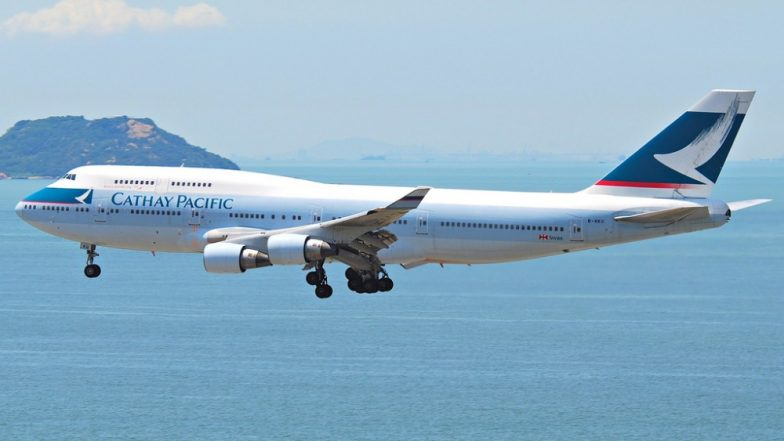 Cathay Pacific Does a Booking Blunder! Sells Premium Class Flight Tickets Worth Rs 11 Lakh For Rs 47,000!