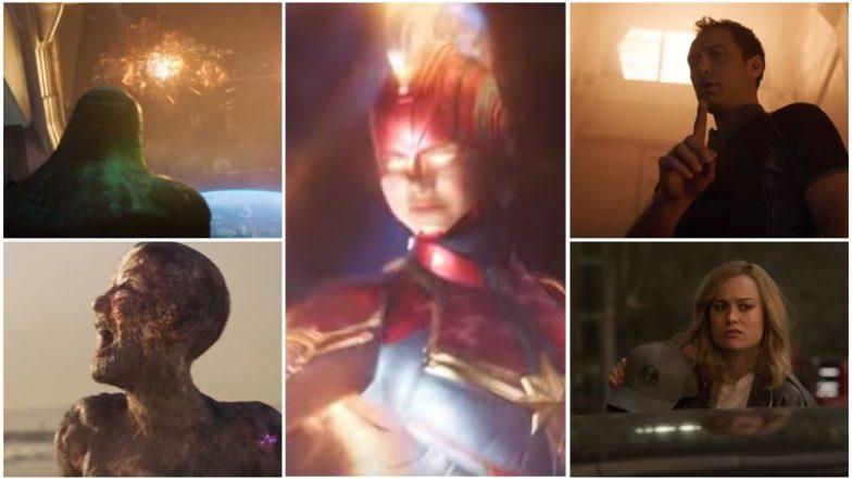 Captain Marvel New Trailer: 7 Hints and Secrets Hidden in Brie Larson, Jude Law and Samuel L Jackson's Latest Superhero Promo
