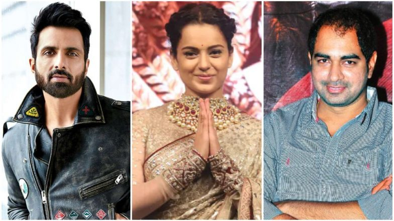 Kangana Ranaut's 'Manikarnika' Co-Director Krish Opens Up! Reveals the Real Reason Why Sonu Sood Walked Out of the Film!