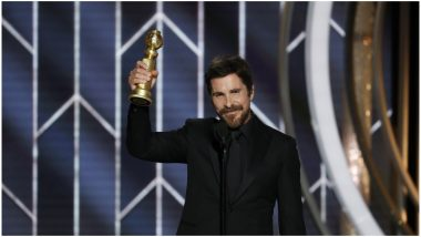 Golden Globes 2019: Christian Bale Thanks Satan For Inspiration, Satan Church Responds Saying 'Hail Christian! Hail Satan!'