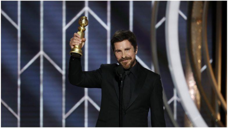 Golden Globes 2019: Christian Bale Thanks Satan For Inspiration, Satan Church Responds Saying 'Hail Christian! Hail Satan!'