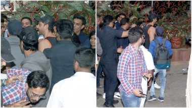 Hrithik Roshan Celebrates His Birthday With Fans and Honestly, We Want to Be a Part of This Celebration - View Pics