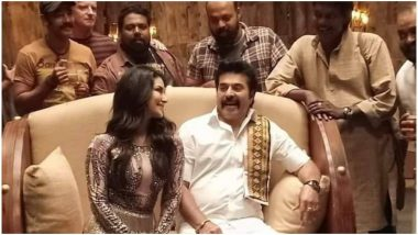Sunny Leone to Shake a Leg With Malayalam Superstar Mammootty in 'Madhura Raja' – View Pic