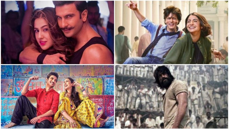 Shah Rukh Khan's Zero, Ranveer Singh's Simmba, Sara Ali Khan's Kedarnath – Ranking All Major December 2018 Releases From Worst to Best