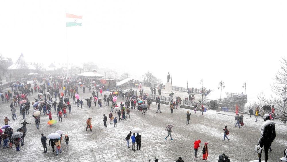 Jammu and Kashmir, Himachal Pradesh to Receive Heavy Rains and Snowfall Over Next 24 Hours, Says IMD