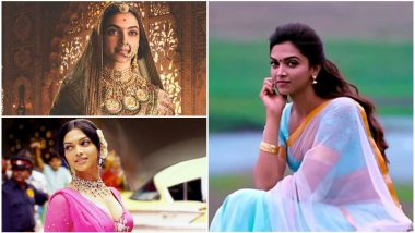 Deepika Padukone Birthday Special: 5 Movies That Changed the Padmaavat Actress' Career Forever!
