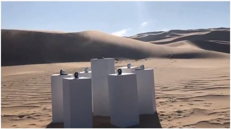 Toto Song 'Africa' is Playing Somewhere in Namibian Desert 24x7; Here's Why