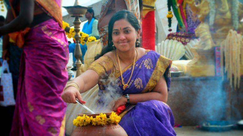 Image result for tamil men pongal