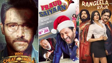 Will Emraan Hashmi's Film Why Cheat India Beat Arshad Warsi's Fraud Saiyaan and Govinda's Rangeela Raja at the Box Office?