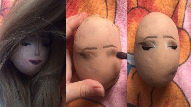 Makeup Tutorials: Bizarre TikTok Video of a POTATO Getting a Makeover Goes Viral on the Internet