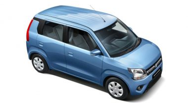 2019 Maruti Suzuki WagonR Launched in India at Rs 4.19 Lakh; Specifications, Colour, Features & Variants