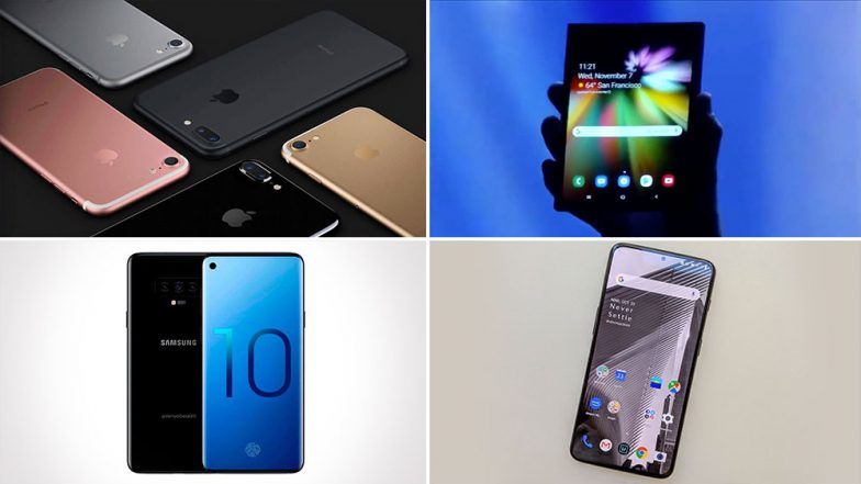 Upcoming Smartphones To Be Launched in India During 2019; OnePlus 7, New Apple iPhones, Google Pixel Lite, Google Pixel 4, Samsung Galaxy S10 & More