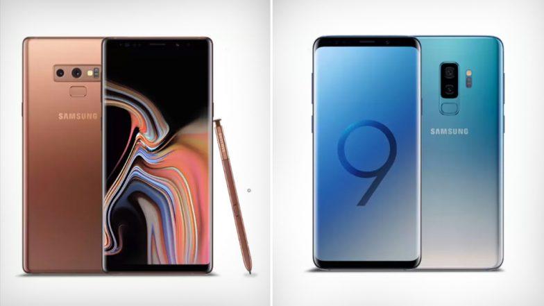 Flipkart Samsung Days 2019 Offers: Discounts on Galaxy Note 9, Galaxy S9, Galaxy S8 Smartphones On Republic Day