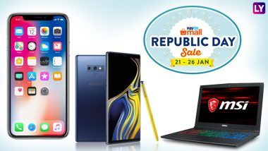 Paytm Mall Republic Day 2019 Sale: Deals & Offers on Mobile, Gaming Laptops, Home Appliances, Electronics & Other Accessories