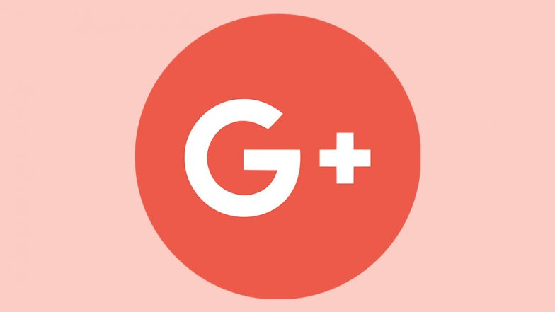 Google+ Shut Down Timeline Announced on April 2, 2019; Important Features To Be Killed Next Week