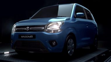 2019 Maruti Suzuki WagonR Launching Today in India; Watch Live Streaming & Online Telecast of Big New WagonR Launch
