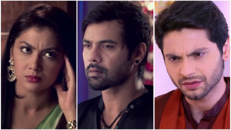 Kumkum Bhagya January 4, 2019 Written Update Full Episode: Will Pragya Be Sandwiched Between Mr King and Abhi's Love?