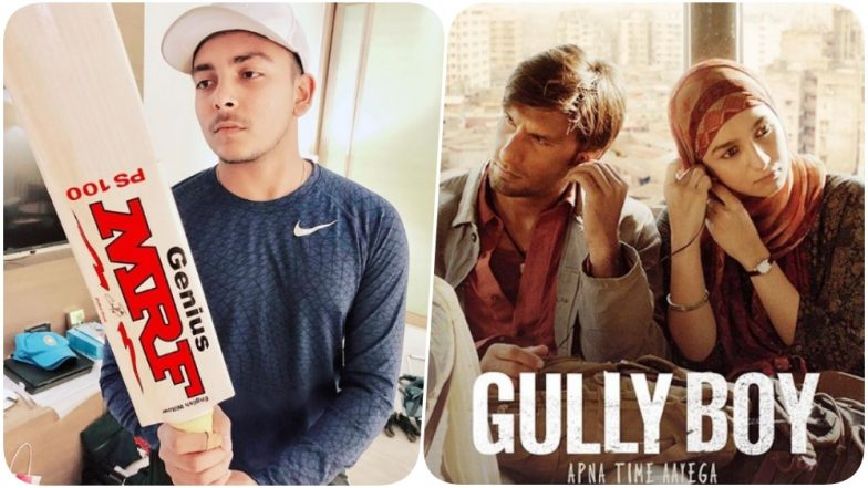 Prithvi Shaw Takes an Inspiration From Ranveer Singh's Gully Boy; Says, 'Apna Time Ayega'
