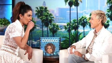 Priyanka Chopra Will Make an Appearance on Ellen DeGeneres Show to Promote Isn't It Romantic?