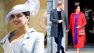 Meghan Markle Due Date Revealed: Priyanka Chopra MIGHT Be the Godmother to the Royal Baby
