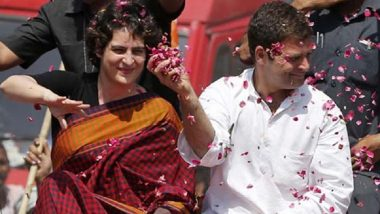 Lok Sabha Elections 2019: People Will See Indira Gandhi in Priyanka, While Going Out to Vote, Says Shiv Sena