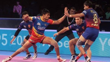 PKL 6 2018-19 Video Highlights: UP Yoddha thrash Delhi Dabang 45-33