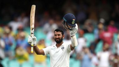 Cheteshwar Pujara Hits Brilliant Century in the Sydney Test; VVS Laxman, Virender Sehwag & Others Hail the Feat!