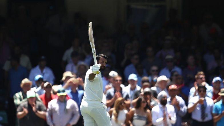 Cheteshwar Pujara Misses Double Ton During Day 2 of Sydney Test; Virender Sehwag & Kumar Sangakkara Hail the Batsman!