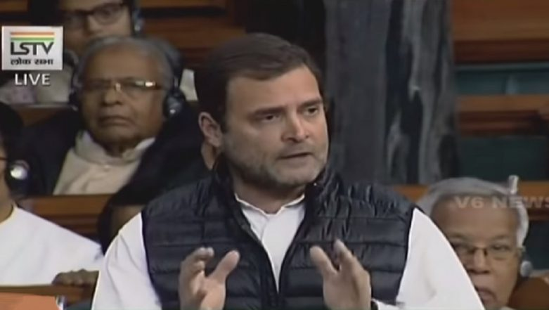 Rahul Gandhi Counters Nirmala Sitharaman's 2-Hour Defence on Rafale Deal, Says 'We're Accusing PM Modi Directly, You've Only Defended His Lies'