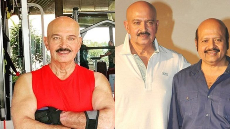 Rakesh Roshan's Brother Rajesh Gives an Update on His Health, Says 'He Is Better Now'