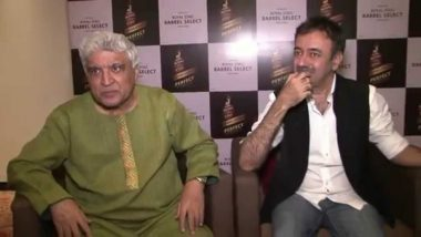 Javed Akhtar Defends Rajkumar Hirani in Sexual Harassment Row, Says 'He Is the Most Decent Person in the Industry'