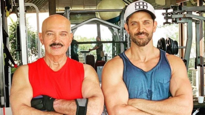 Rakesh Roshan Suffering from Cancer; Hrithik Roshan Posts a Heartfelt Note before His Father's Surgery
