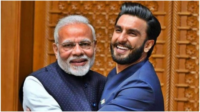 Narendra Modi Shared This Advice With Ranveer Singh When They Met...