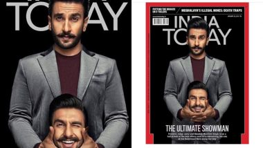 Ranveer Singh's Latest Magazine Cover Embodies His Eccentricity – See Pic