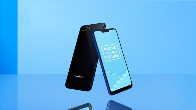 New Realme C1 (2019) Variants Launched in India at Rs 7499; To Go on Sale Exclusively via Flipkart on February 5, 2019