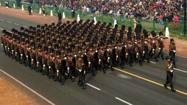 Republic Day 2020: 22 Tableaux, Brazilian President & National Anthem with 21-Gun Salute