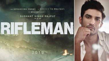 After the Big Success of Vicky Kaushal's Uri: The Surgical Strike, Get Ready To Witness Sushant Singh Rajput's Rifleman