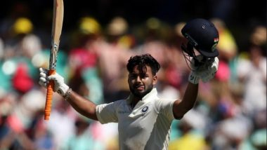 Rishabh Pant 'Will Hit You for a Six, And Babysit Your Kids', Fans Respond to Tim Paine in Style at Sydney Test; Watch Video