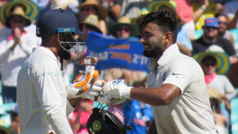 Rishabh Pant Becomes First Indian Wicketkeeper Batsman to Score a Test Century in Australia, Achieves Feat During Ind vs Aus 4th Test 2019