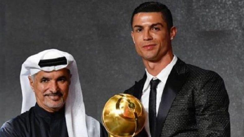 Cristiano Ronaldo Takes A Sly Dig At FIFA After Winning Globe Soccer Awards 2019?