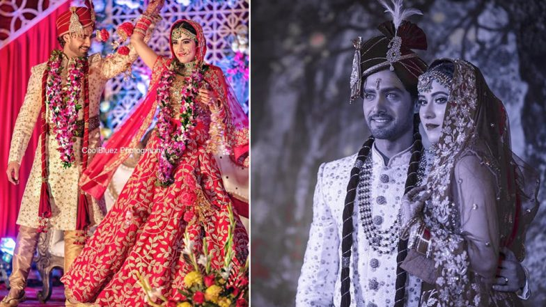 Sheena Bajaj On Her Wedding: 'I Cried When Rohit Tied My Mangalsutra and Filled Sindoor'